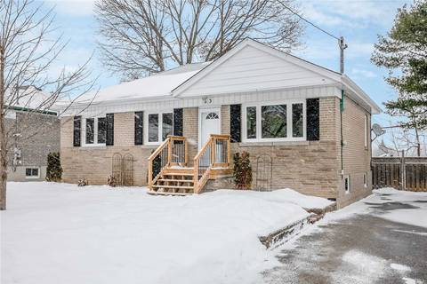 House for sale at 63 Newton St Barrie Ontario - MLS: S4692860