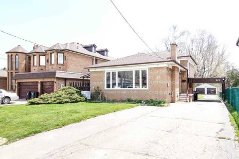 House for sale at 63 Northwood Dr Toronto Ontario - MLS: C4407579