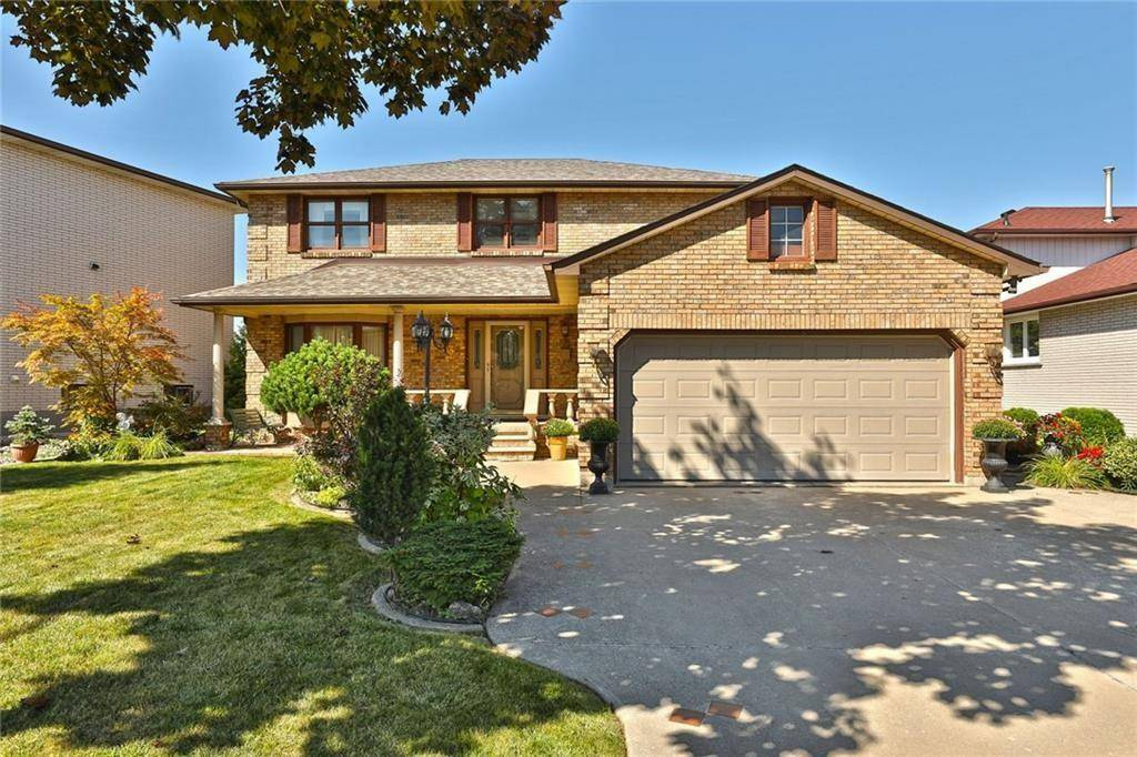 House for sale at 63 Oakridge Dr Stoney Creek Ontario - MLS: H4068214
