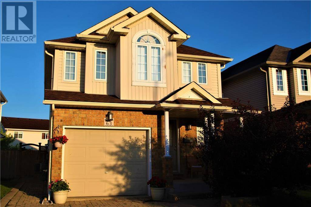 House for sale at 63 Oprington Dr Kitchener Ontario - MLS: 30757764