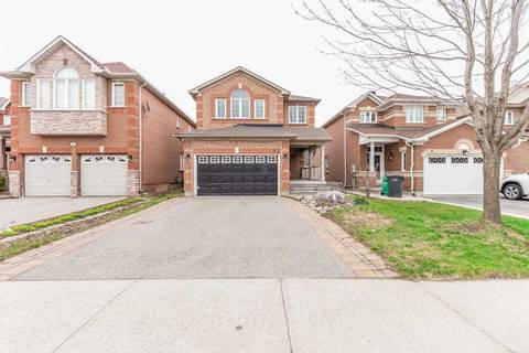 House for sale at 63 Orchid Dr Brampton Ontario - MLS: W4753700