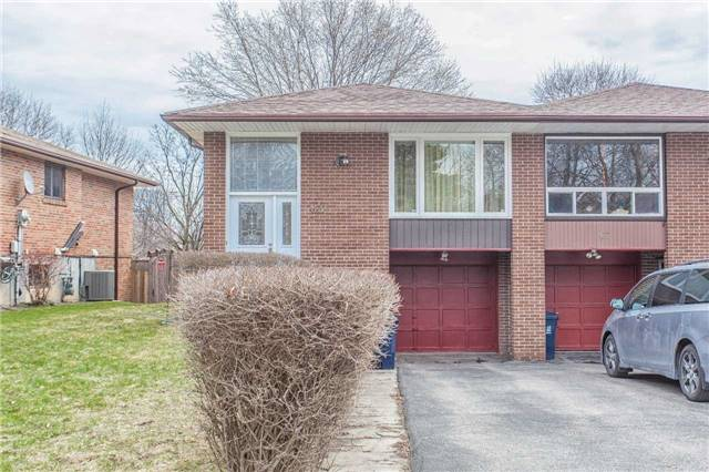 For Sale: 63 Picola Court, Toronto, ON | 3 Bed, 2 Bath Townhouse for $868,000. See 13 photos!