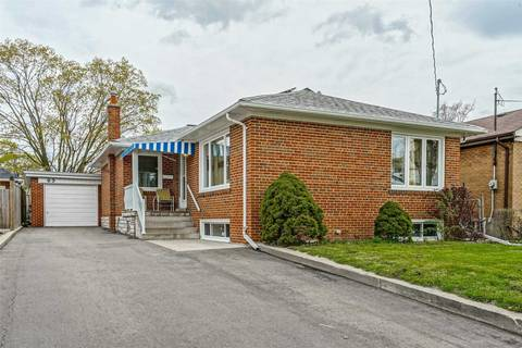 House for sale at 63 Porterfield Rd Toronto Ontario - MLS: W4450394
