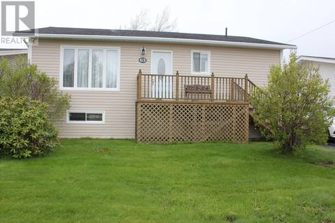 House for sale at 63 Rickenbacker Rd Gander Newfoundland - MLS: 1197967