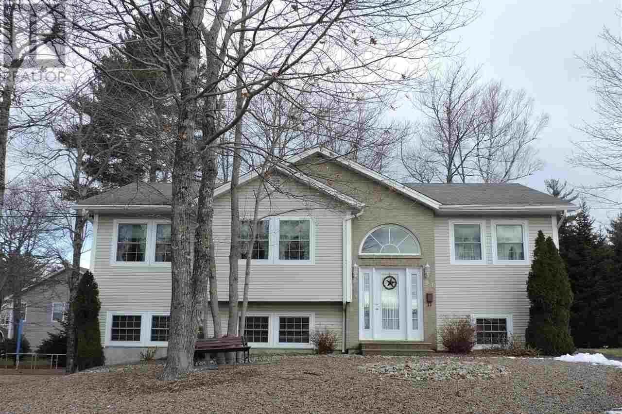 House for sale at 63 Ridgecrest Dr Bridgewater Nova Scotia - MLS: 202001685