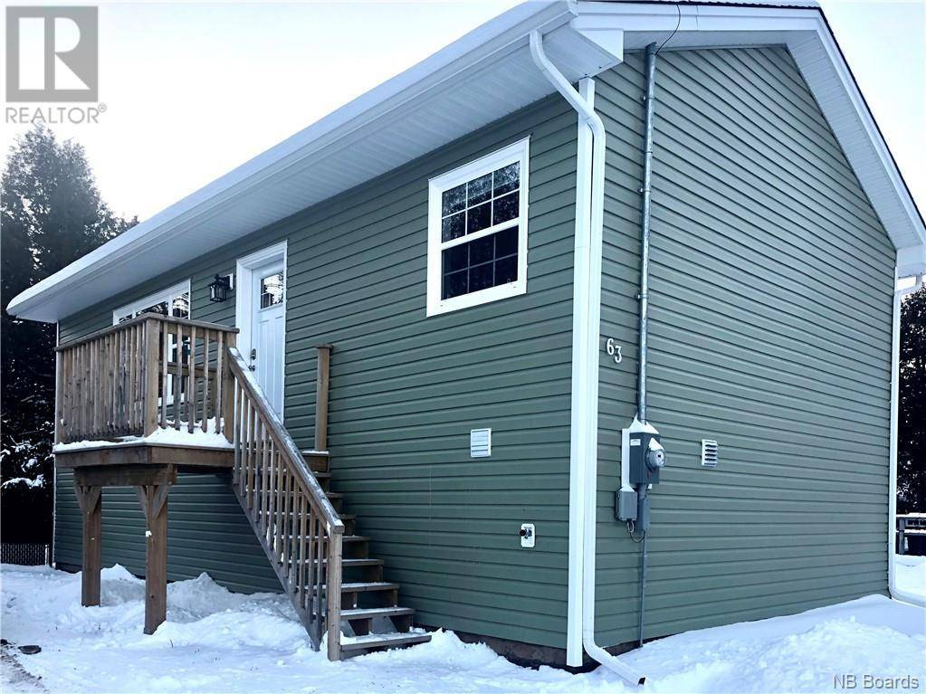 House for sale at 63 River Rd Rothesay New Brunswick - MLS: NB039231