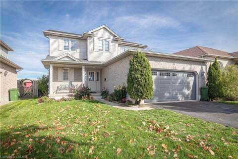 House for sale at 63 Riverbank Dr St. Thomas Ontario - MLS: 40037121