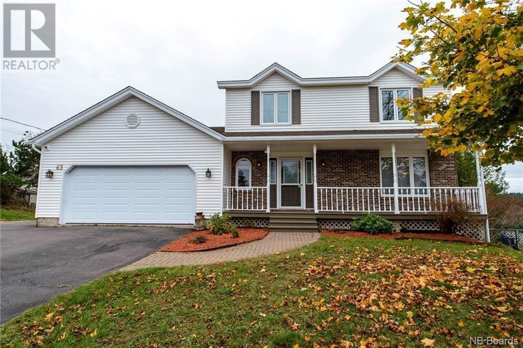 House for sale at 63 Rivershore Dr Saint John New Brunswick - MLS: NB050991