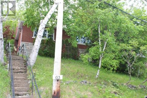 House for sale at 63 Riverside Dr Sudbury Ontario - MLS: 2074261