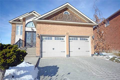 House for sale at 63 Rolling Hills Ln Caledon Ontario - MLS: W4687707