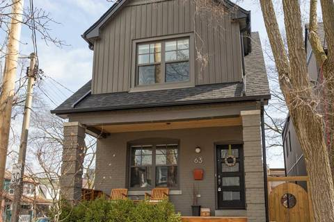 House for sale at 63 Roseheath Ave Toronto Ontario - MLS: E4739235