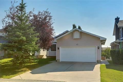 House for sale at 63 Schubert Hill(s) Northwest Calgary Alberta - MLS: C4233693
