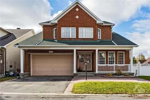 House for sale at 63 Settler's Ridge Wy Ottawa Ontario - MLS: 1214881
