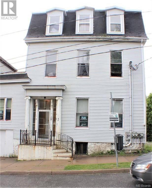 Townhouse for sale at 63 Sewell St Saint John New Brunswick - MLS: NB036851