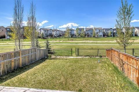 Townhouse for sale at 63 Silverado Range Ht Southwest Calgary Alberta - MLS: C4232348