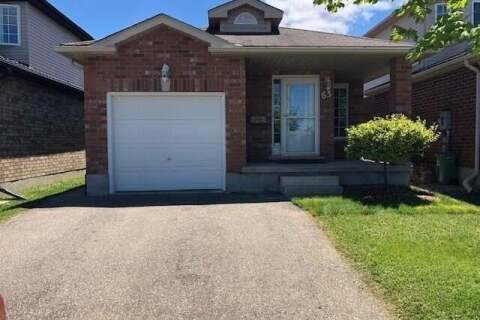 House for sale at 63 Simmonds Dr Guelph Ontario - MLS: 30813446