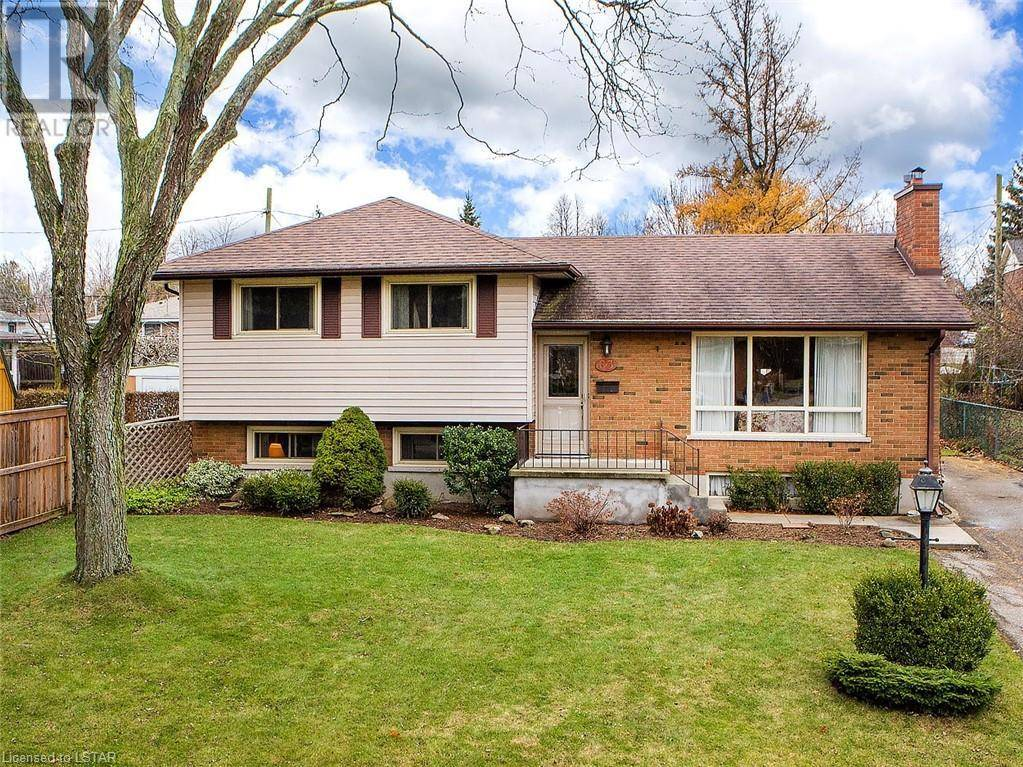 House for sale at 63 South Almond Pl London Ontario - MLS: 235350