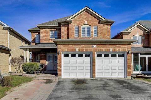 House for sale at 63 Stonebridge Blvd Toronto Ontario - MLS: E4420850