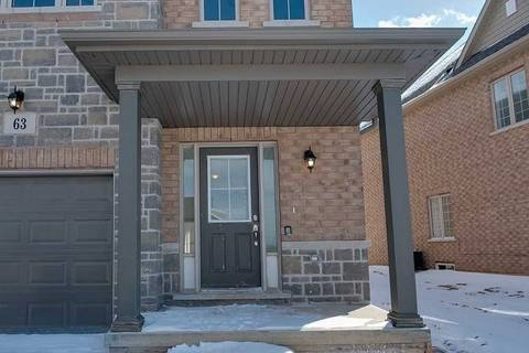 Townhouse for sale at 63 Sunset Wy Thorold Ontario - MLS: X4384573