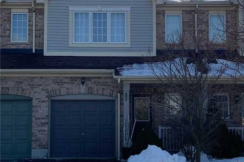 Townhouse for rent at 63 Telegraph Dr Whitby Ontario - MLS: E4690203