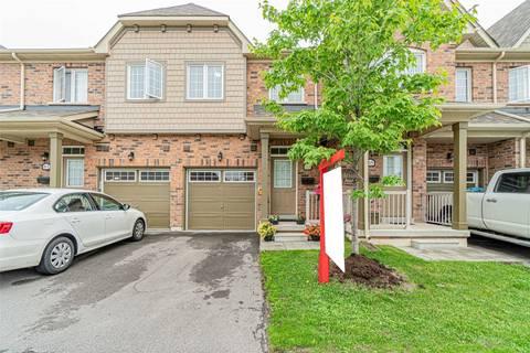 Townhouse for sale at 63 Utopia Wy Brampton Ontario - MLS: W4495824