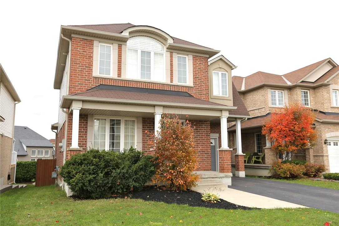 For Sale: 63 Waterberry Trail, Hamilton, ON | 3 Bed, 4 Bath House for $629,900. See 29 photos!
