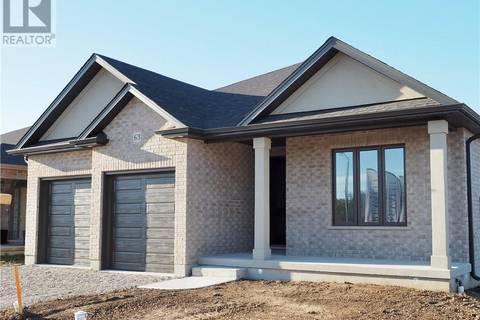 House for sale at 63 William St Tillsonburg Ontario - MLS: 135805