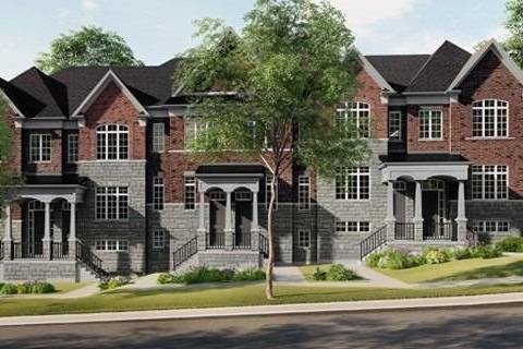 Townhouse for sale at 63 Yorkton Blvd Markham Ontario - MLS: N4711119