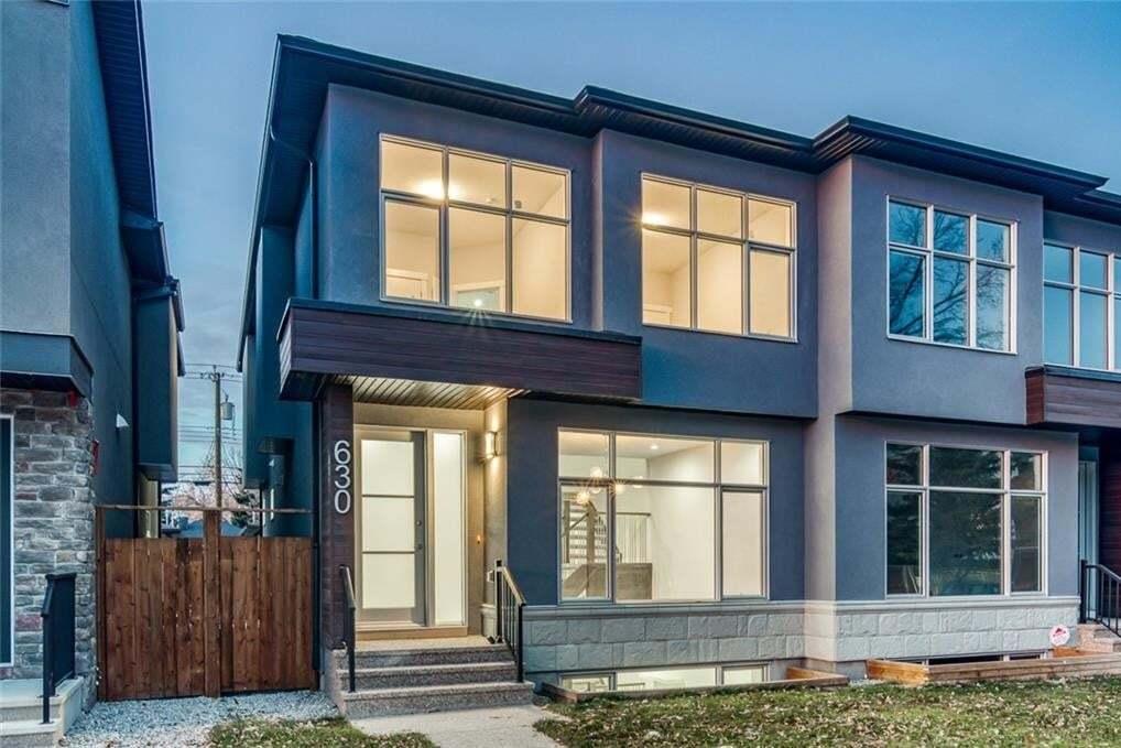 Townhouse for sale at 630 17 Av NW Mount Pleasant, Calgary Alberta - MLS: C4274752