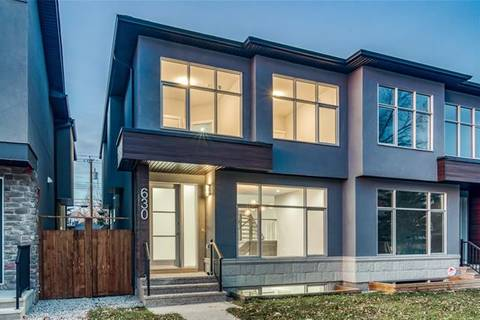 Townhouse for sale at 630 17 Ave Northwest Calgary Alberta - MLS: C4274752