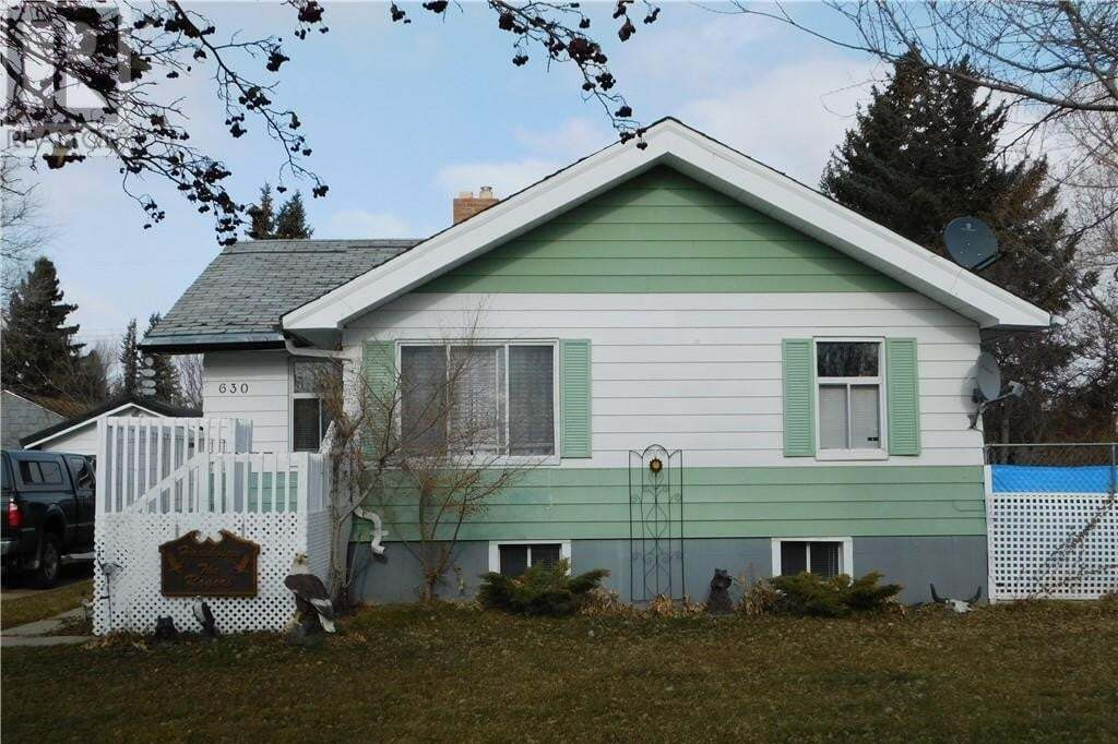 House for sale at 630 4 Ave Bassano Alberta - MLS: sc0182821