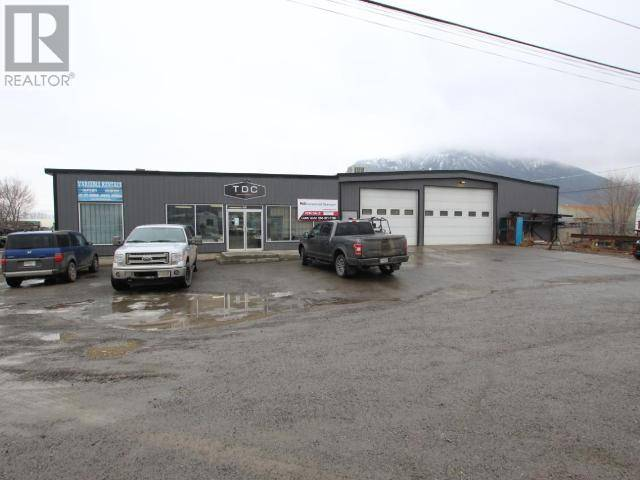 Commercial property for sale at 630 Athabasca Street W  Kamloops British Columbia - MLS: 155258