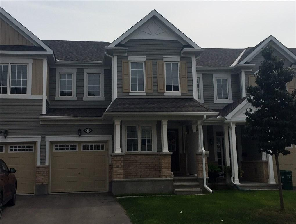 Removed: 630 Bluegill Avenue, Ottawa, ON - Removed on 2017-09-07 10:02:05