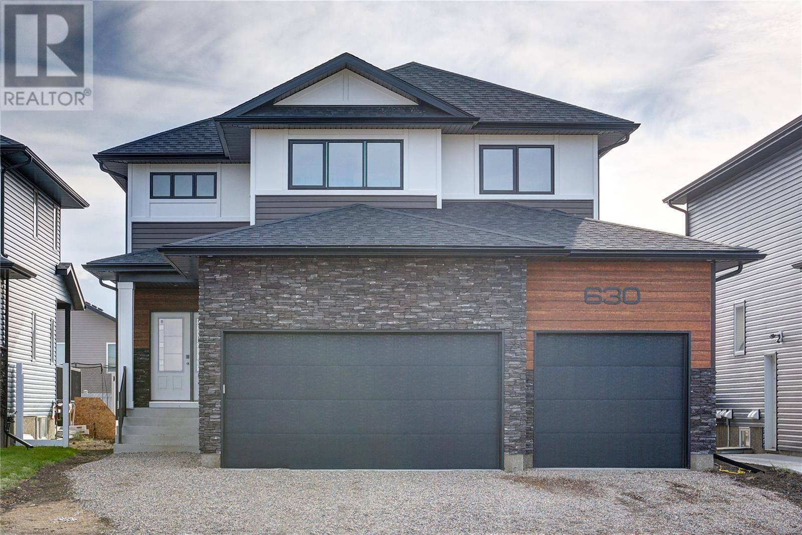 House for sale at 630 Boykowich Cres Saskatoon Saskatchewan - MLS: SK789454