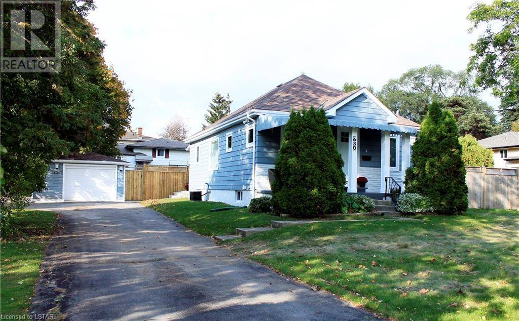 House for sale at 630 Eden Ave London Ontario - MLS: 230808