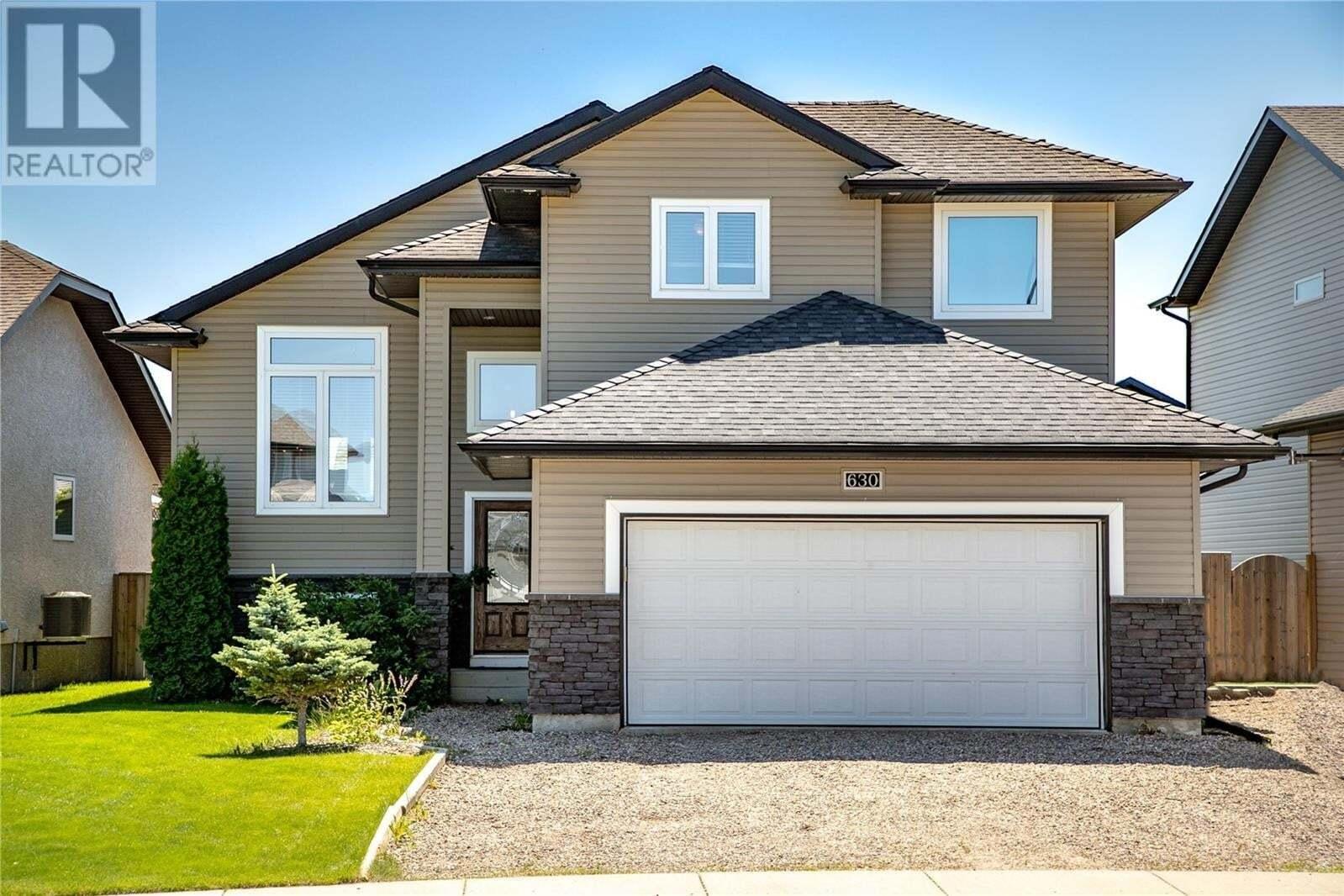 House for sale at 630 Hargreaves Ln Saskatoon Saskatchewan - MLS: SK815272