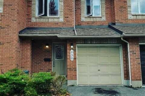 Home for rent at 630 Louis Toscano Dr Ottawa Ontario - MLS: 1214947