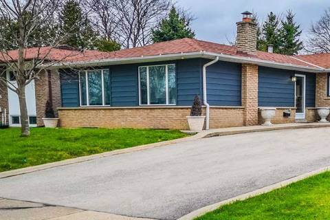House for sale at 630 Minette Circ Mississauga Ontario - MLS: W4449411
