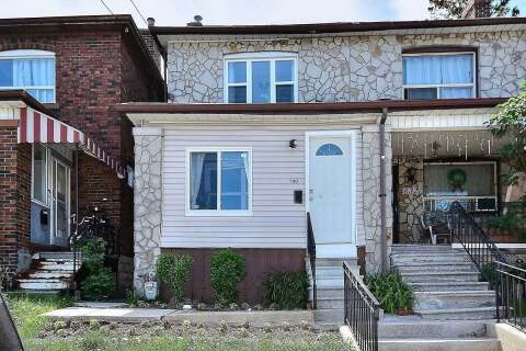 Townhouse for sale at 630 Oakwood Ave Toronto Ontario - MLS: C4787964