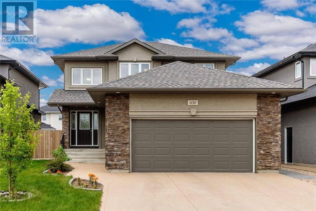 House for sale at 630 Rempel Cres Saskatoon Saskatchewan - MLS: SK778274