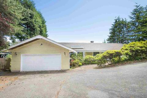 House for sale at 630 St. Andrews Rd West Vancouver British Columbia - MLS: R2328947