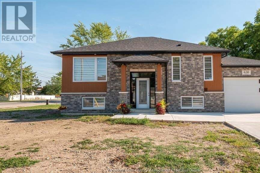 House for sale at 630 St. Peter St Belle River Ontario - MLS: 20010785