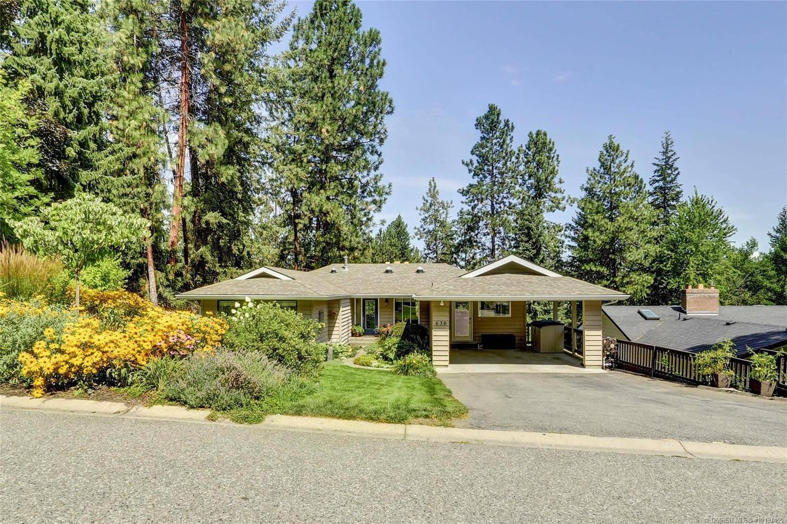 House for sale at 630 Thorneloe Rd Kelowna British Columbia - MLS: 10197455
