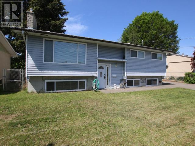For Sale: 630 Valdes Drive, Kamloops, BC | 4 Bed, 2 Bath House for $429,900. See 24 photos!