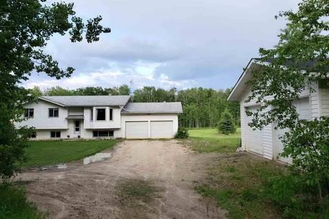 House for sale at 63011 Rge Rd Rural Bonnyville M.d. Alberta - MLS: E4162528