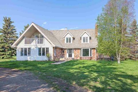House for sale at  63015 Hy Rural Bonnyville M.d. Alberta - MLS: E4161919