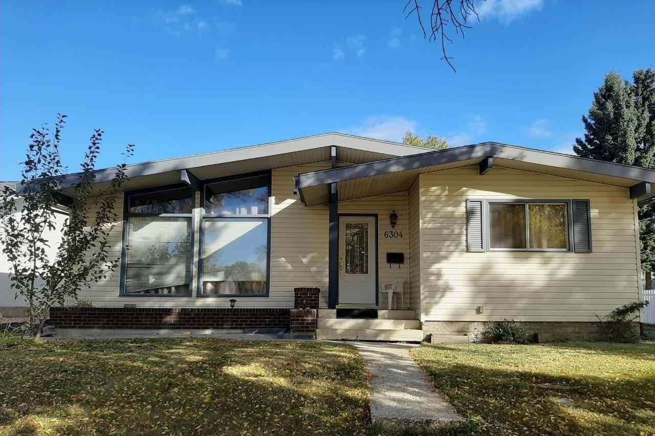 House for sale at 6304 152a Av NW Edmonton Alberta - MLS: E4215641