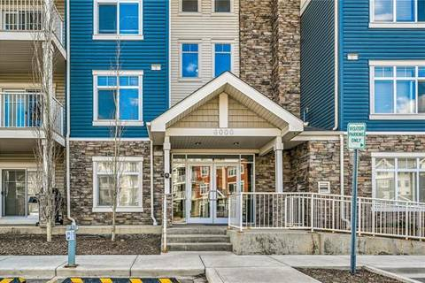 Condo for sale at 155 Skyview Ranch Wy Northeast Unit 6307 Calgary Alberta - MLS: C4237197