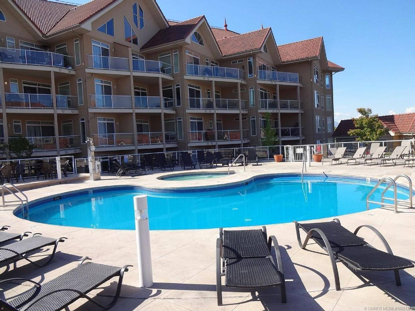 Condo for sale at 1088 Sunset Dr Unit 631 Kelowna British Columbia - MLS: 10201372