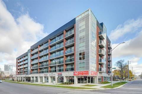 Condo for sale at 308 Lester St Unit 631 Waterloo Ontario - MLS: X4673979
